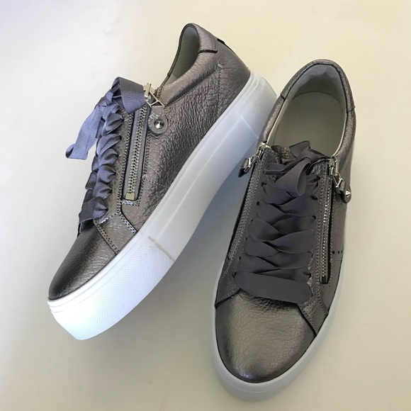 latest fashion wholesale outlet wholesale price Kennel & Schmenger big low top platform sneakers NWT